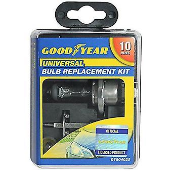 Bombillas H1 Goodyear compacto Universal bombilla recambio Kit, inc, H4 y H7