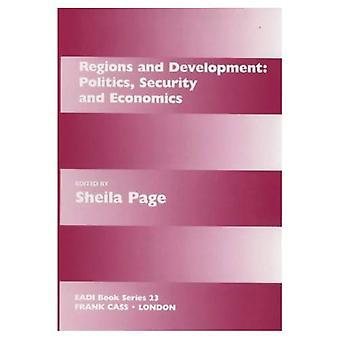 Regioner og utvikling: politikk, sikkerhet og økonomi (EADI bok)