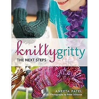 Knitty Gritty: De volgende stappen