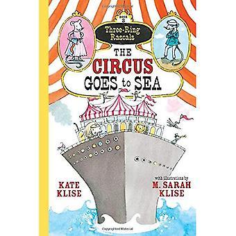 Het Circus gaat naar zee (drie-Ring Rascals)