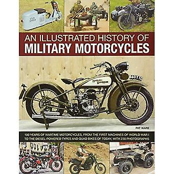 An Illustrated History of motos militaires