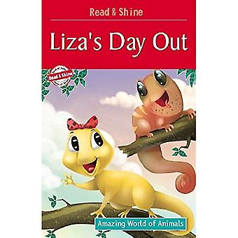 Liza's Day Out (Amazing World of Animals Serie)