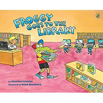 Froggy Goes to the Library� (Froggy)