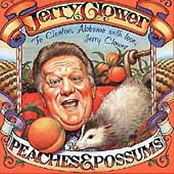 Jerry Clower - Peaches & Possums [CD] USA import