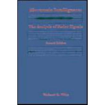 Elektronisk intelligens analysen av Radar signaler andra upplagan av Wiley & Richard G.