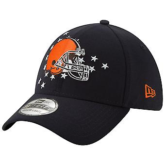 New Era 39Thirty Stretch Cap DRAFT 2019 Cleveland Browns