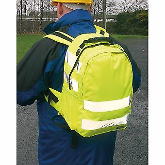 Portwest - Hi-Vis Rucksack Yellow Regular