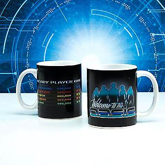 Ready Player One Movie Coffee Mug