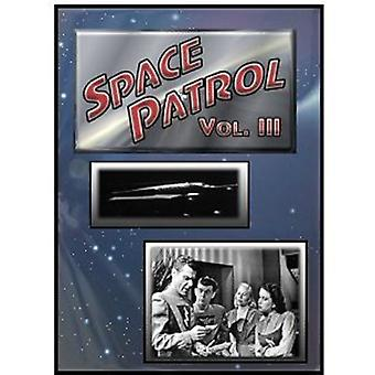Vol. 3-Space Patrol TV Show [DVD] USA import