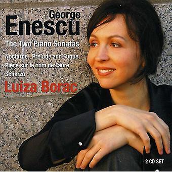 G. Enescu - George Enescu: Piano Music, Vol. 2 [CD] USA import