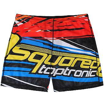 Dsquared2 multi färgade shorts