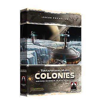Terraforming Mars Colonies Board Game