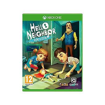 Ciao Neighbor Nascondi & cercare Xbox One