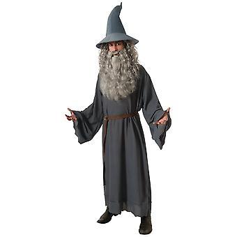 Gandalf o Hobbit filme Senhor dos anéis traje homens Wizard