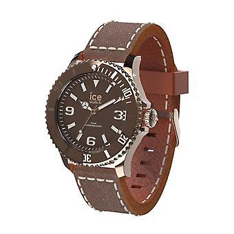 Ice-Watch Ice-Canvas grote bruine Uhr (CA.BN. RG. U.C.14)