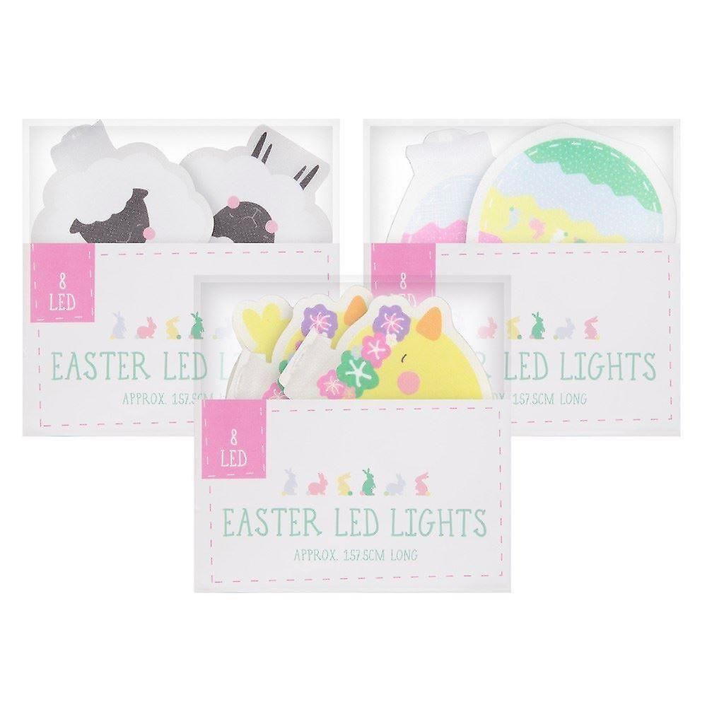 Easter Character Lights - Sheep (one Supplied) Brand New Decoration