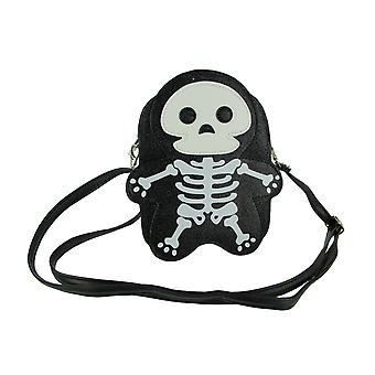 Sleepyville beestjes skelet Cross Body tas