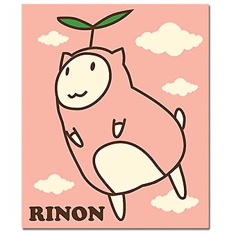 Blanket - Waiting in the Summer - New Rinon Fleece Throw Anime Gifts ge57014