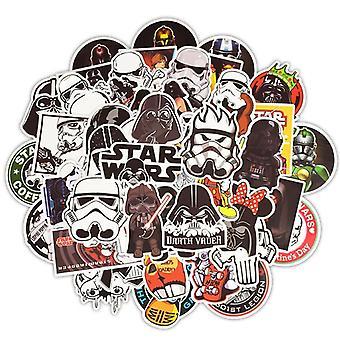 Stickers, 50 pack-Star Wars
