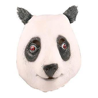 Máscaras Máscara de Látex Panda