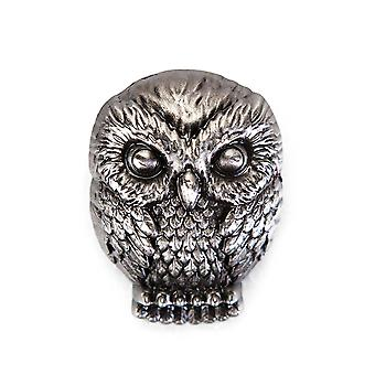 Pin - Harry Potter - Hedwig Pewter Lapel New 48236