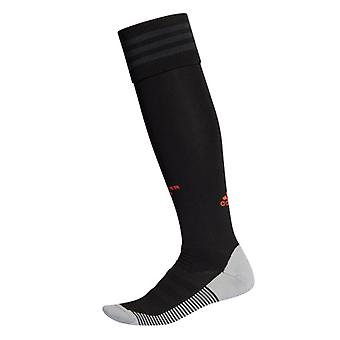2019-2020 Man Utd Adidas Third Socks (Black)
