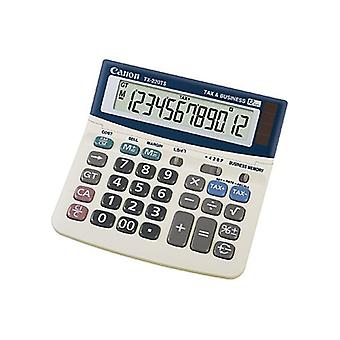 Canon TX220TS Calculator