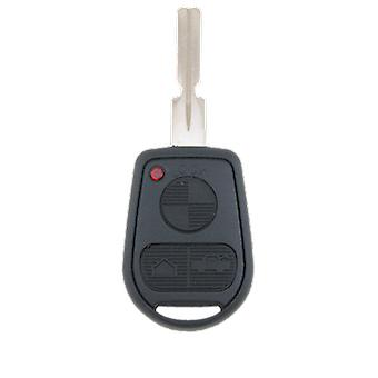Custom To Suit BMW 3 Button Key Remote Case/Shell/Blank 3-5-7