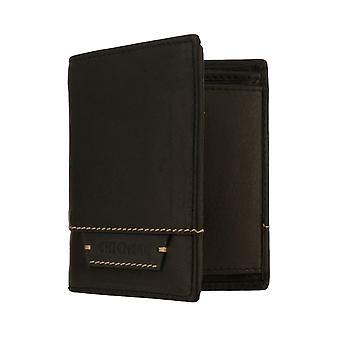 Chiemsee Men's Purse Wallet Purse Black 8189
