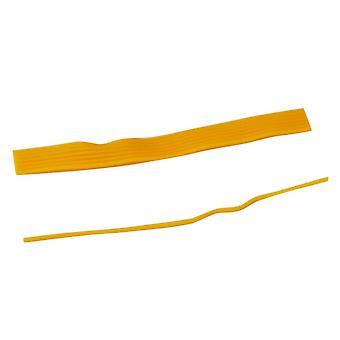 Neue Taska Marker Elastische Angelausrüstung Ausrüstung im Freien gelb