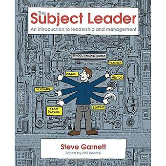 The Subject Leader's Toolkit