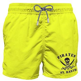 Mc2 Saint Barth-Pirates Swim Short