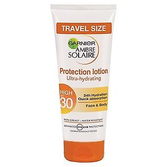 Garnier Amber Solaire Protection lotion ULTA-Hydrating 50ml Travel storlek