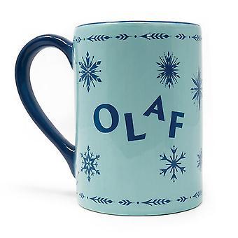 Frozen 2 3D Olaf Mug