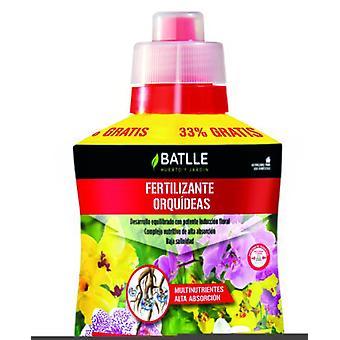 Batlle Orchid Fertilizer 400Ml (Garden , Others)