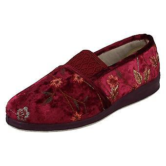 Ladies Padders full slippers Ann