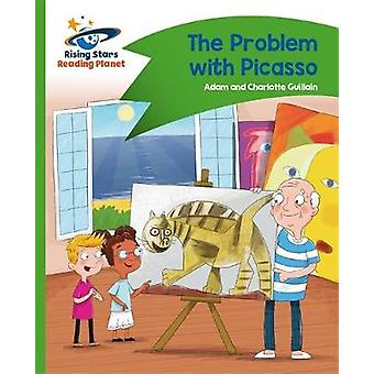 Reading Planet  The Problem with Picasso  Green Comet Str