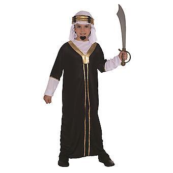 Boys Sultan Fancy Dress Costume