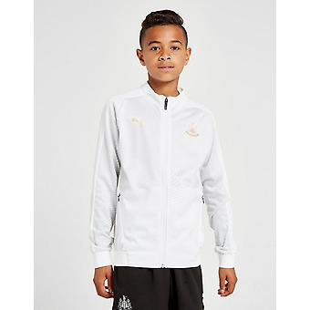 Nuovo Puma Boys' Newcastle United FC Stadium Jacket White