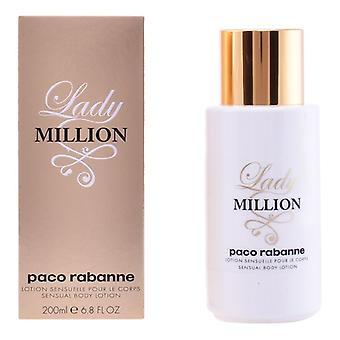 Kroppen Lotion Lady Million Paco Rabanne (200 ml)