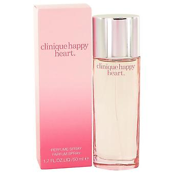Glad hjerte eau de parfum spray av clinique 412573 50 ml