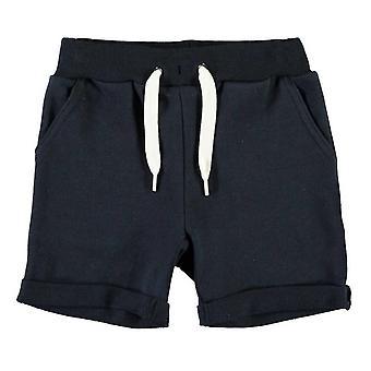 Name-It Jongens Blauwe Sweat Long Short Vain