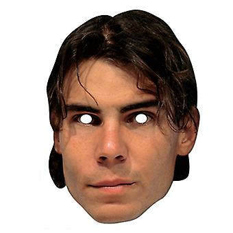 Rafael Nadal Celebrity Card Party Fancy Dress Mask