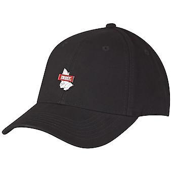 Cayler & sons Curved Strapback Cap - TRUST black