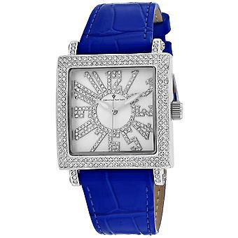 Christian Van Sant Women's Silver Dial Watch - CV0241