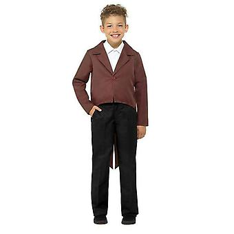 Tailcoat Child Brown