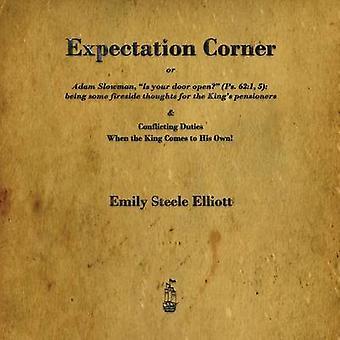 Expectation Corner Or Adam Slowman Is Your Door Open by Elliott & Emily Steele