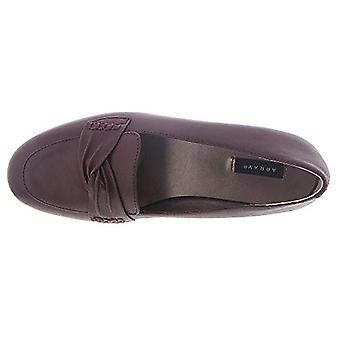 ARRAY Layla Women's Slip On 7 C/D US Wine