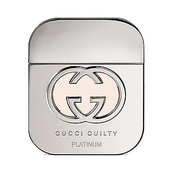 Gucci Guilty Platinum Edition Eau de Toilette Spray 50ml