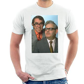 TV-Zeiten zwei Ronnies Comedy Duo 1969 Herren T-Shirt